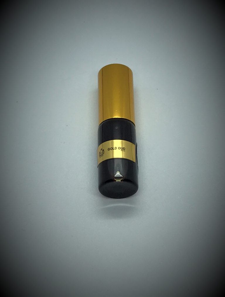 Gold Pure Oud Oil UK