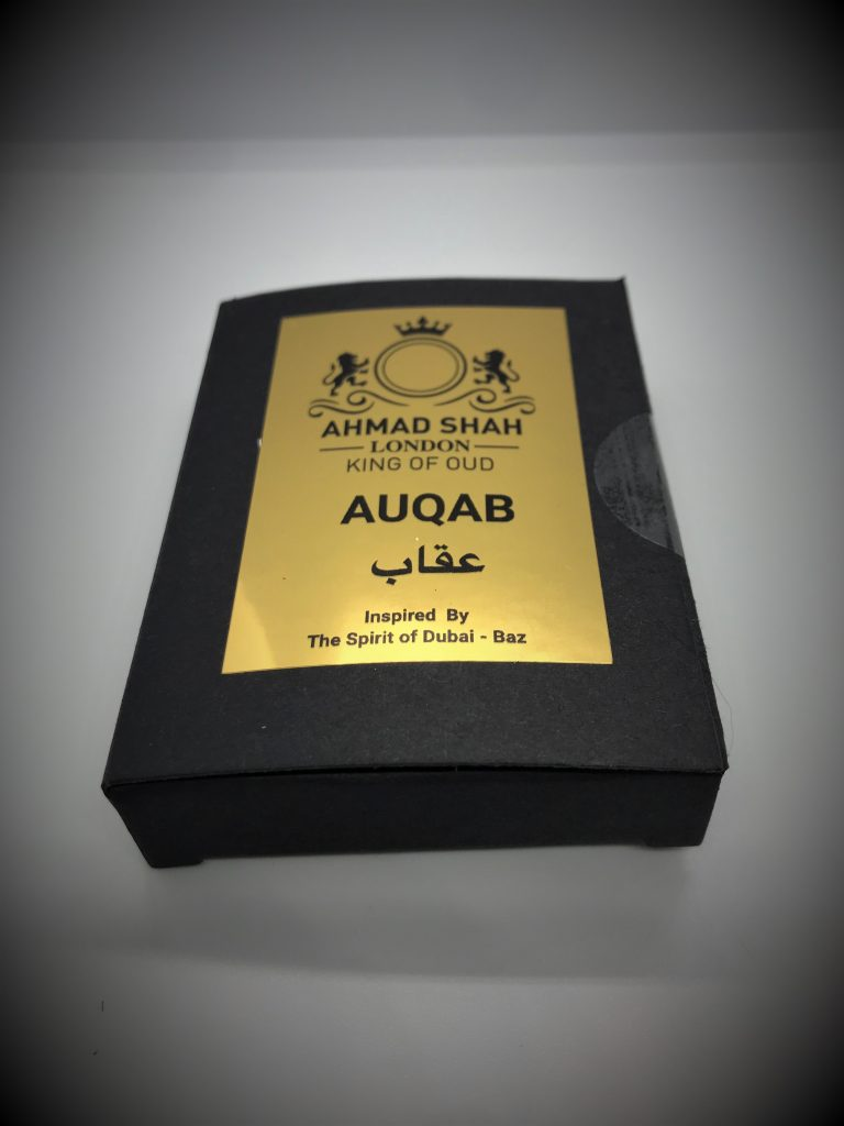 AUQAB Oud Inspired by The Spirit of Dubai Baz